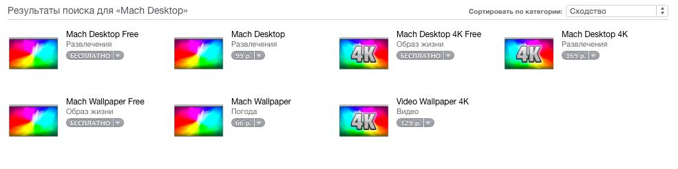 Как быстро украсить рабочий стол OS X с помощью Mach Desktop