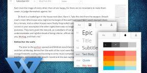 Текстовый редактор Write! для Windows: минимализм с упором на вёрстку текста