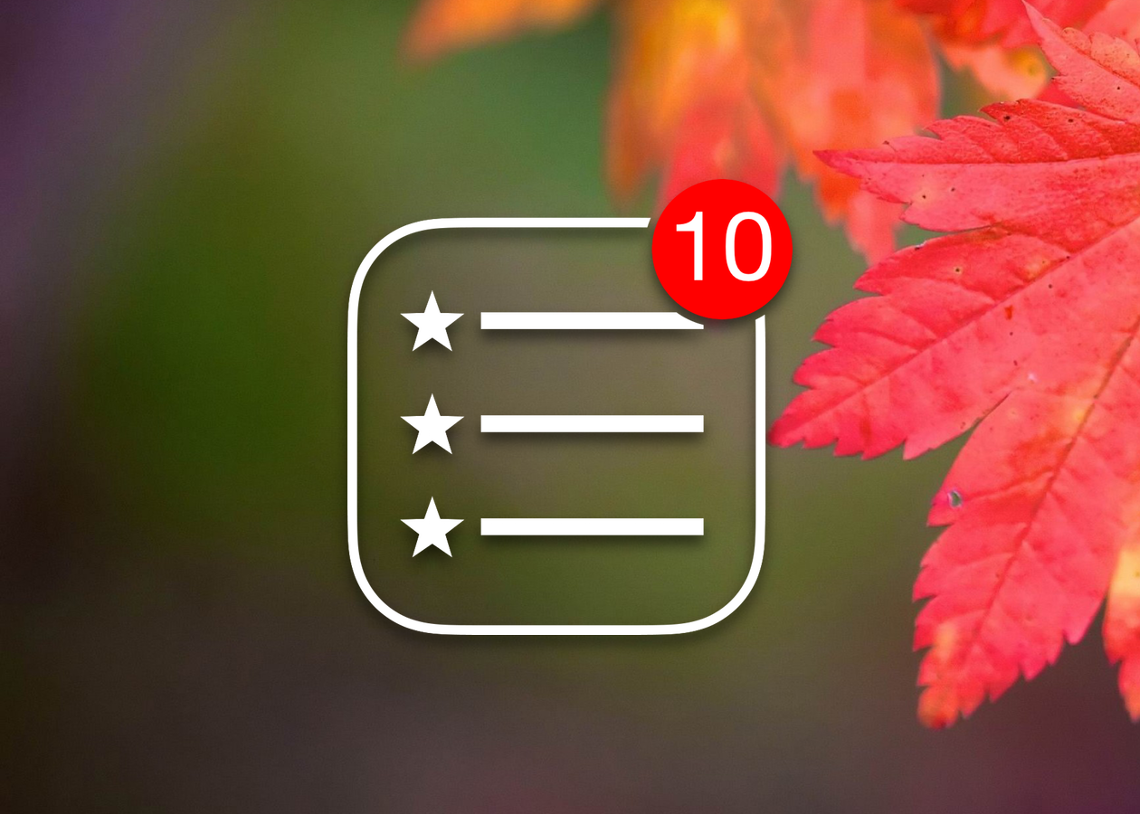 10 лучших приложений октября