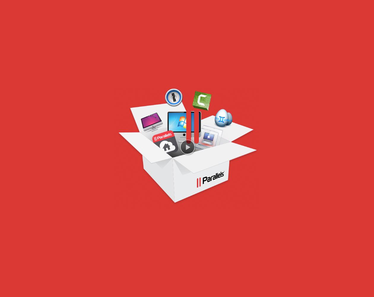 Parallels раздаёт CleanMyMac 2, 1Password и другие приложения в отличном бандле