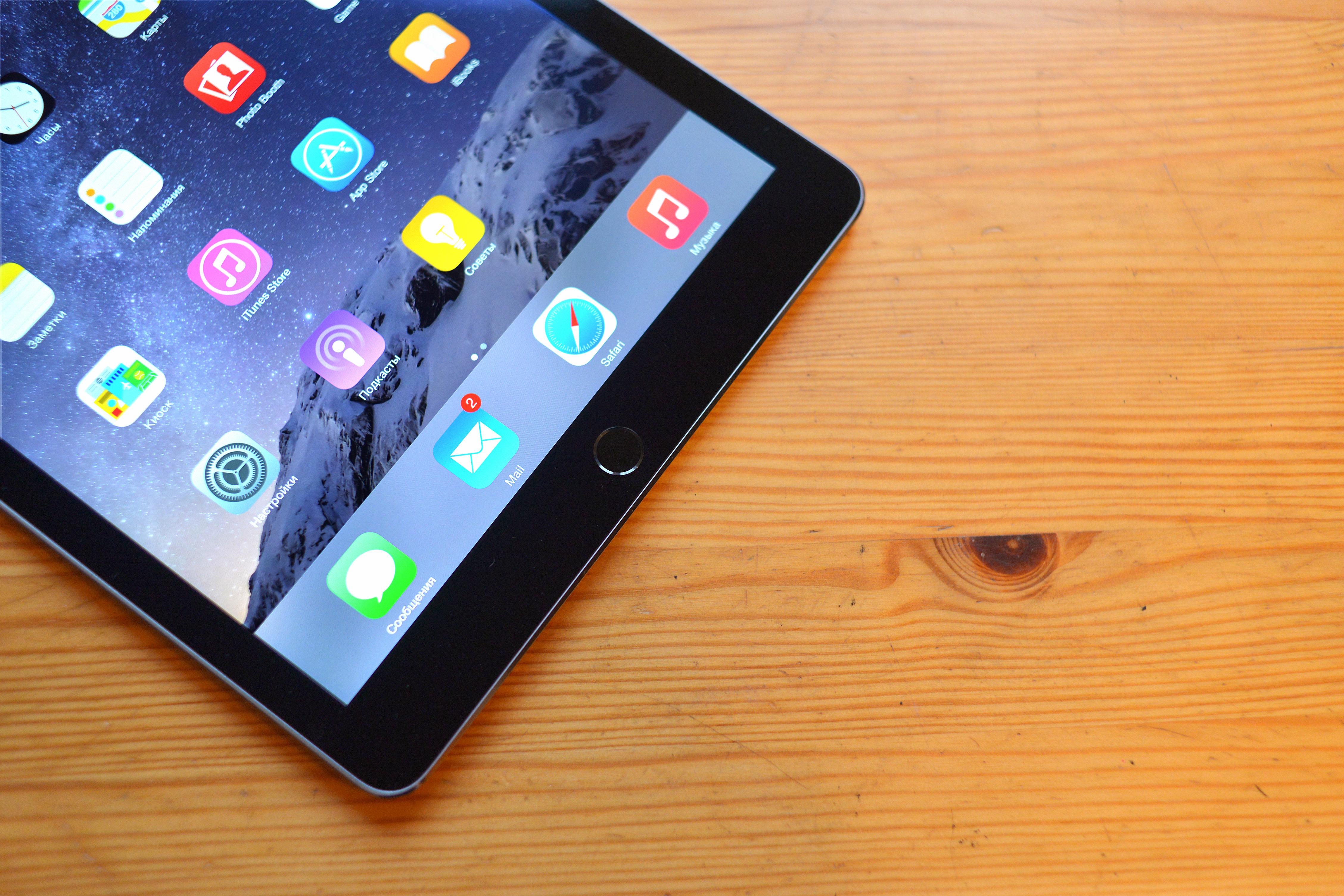Обзор и опыт эксплуатации iPad Air 2. Стильный, тонкий, мощный