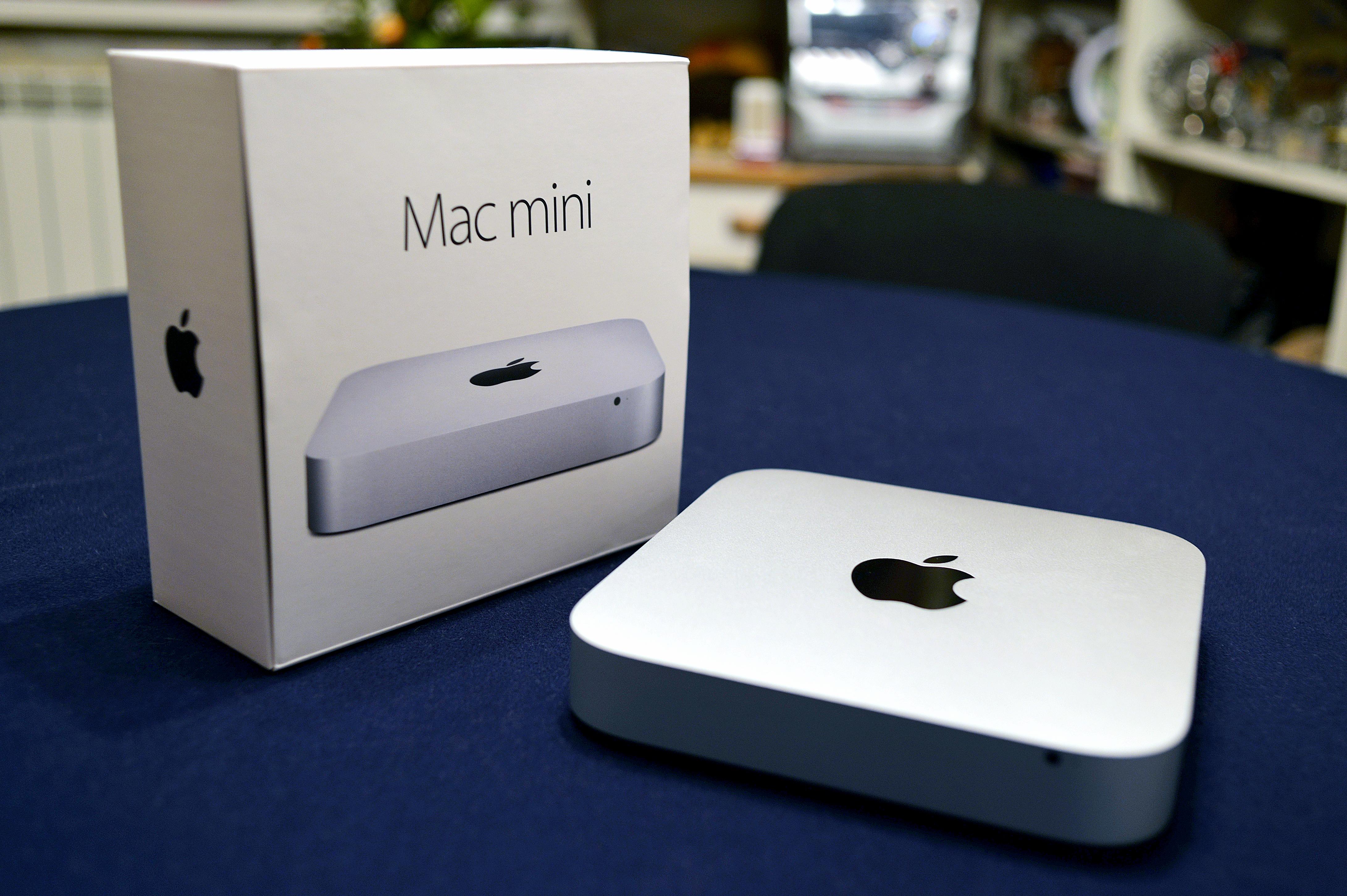 Обзор и опыт использования Mac mini (2014) спустя две недели