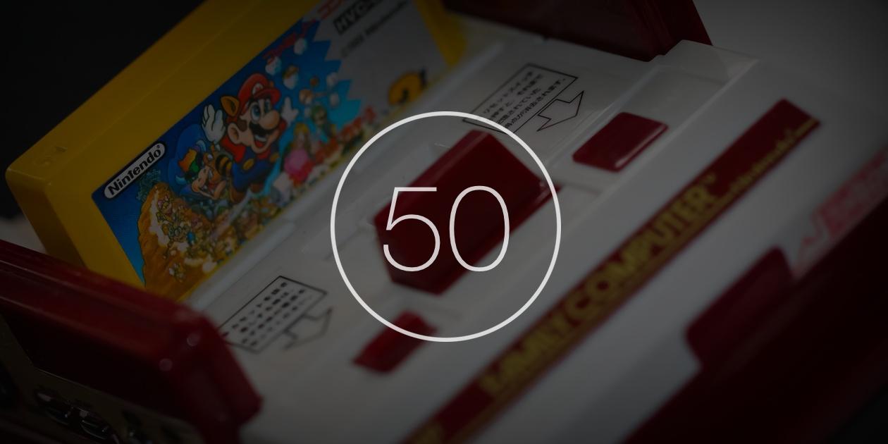 50 лучших NES-игр всех времен
