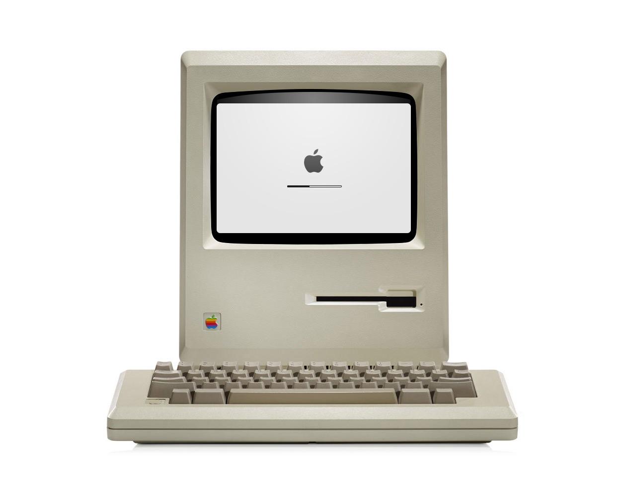OS X в Retina-разрешении на первом Маке