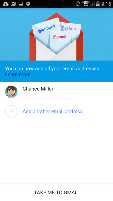 Guide Adding Exchange Support to Gmail app non
