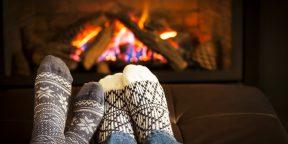 Как утеплить себя и свою квартиру без лишних затрат
