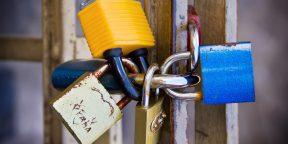 Как открыть навесной замок без ключа