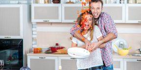 Как научиться готовить и начать получать от этого удовольствие