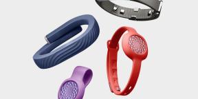 Jawbone UP3 и UP Move —cамый передовой и самый бюджетный фитнес-трекеры компании