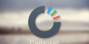 Carousel от Dropbox получил iPad и веб-версии