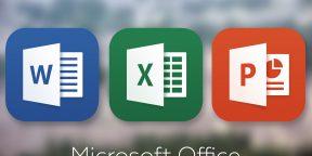 ОБЗОР: Microsoft Office для iOS — полноценный офис в вашем кармане