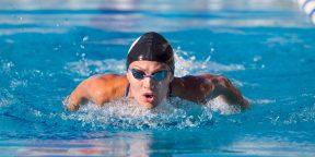 Зимний кросс-тренинг для бегунов: плавание