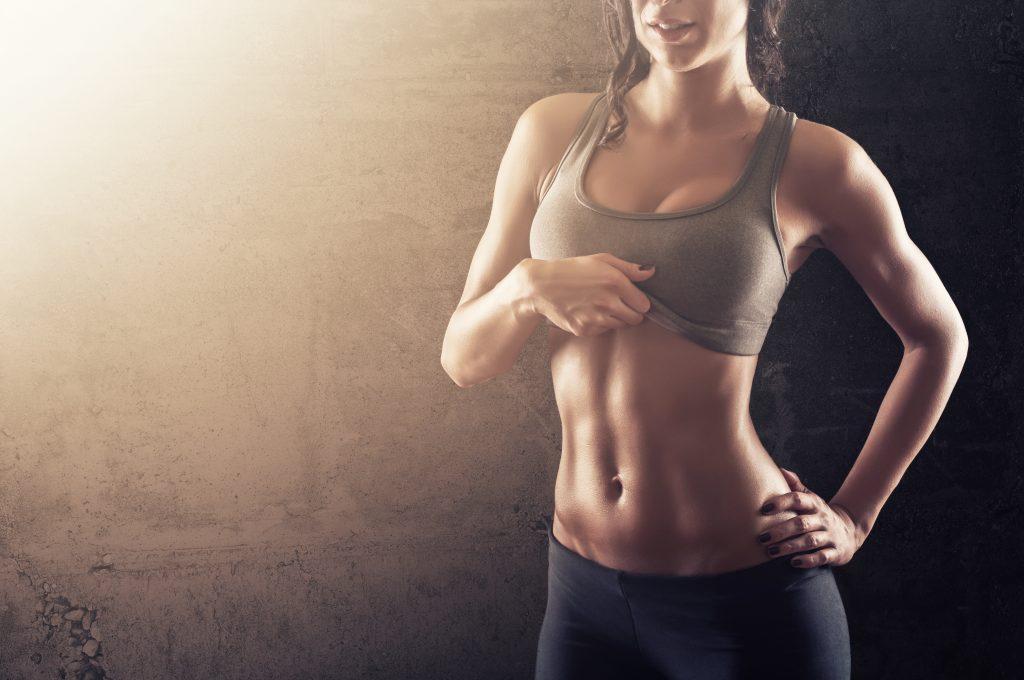 Упражнения для бегунов: внимание на пресс