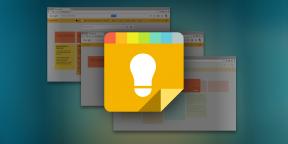 Расширение Category Tabs рассортирует заметки Google Keep по вкладкам