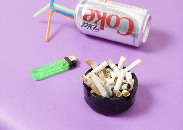 Кофейно-сигаретная диета
