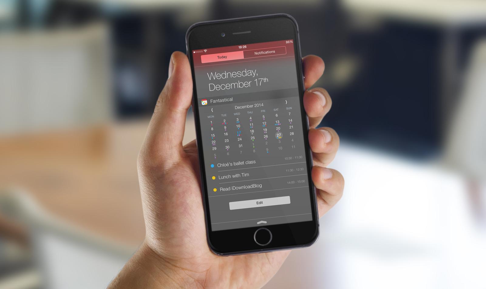 Лучшие виджеты для iOS 2014 года