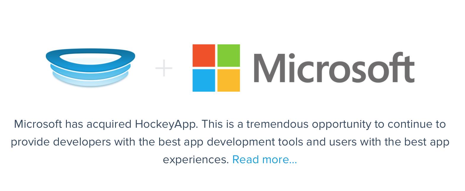 Microsoft приобрела сервис для тестирования приложений HockeyApp