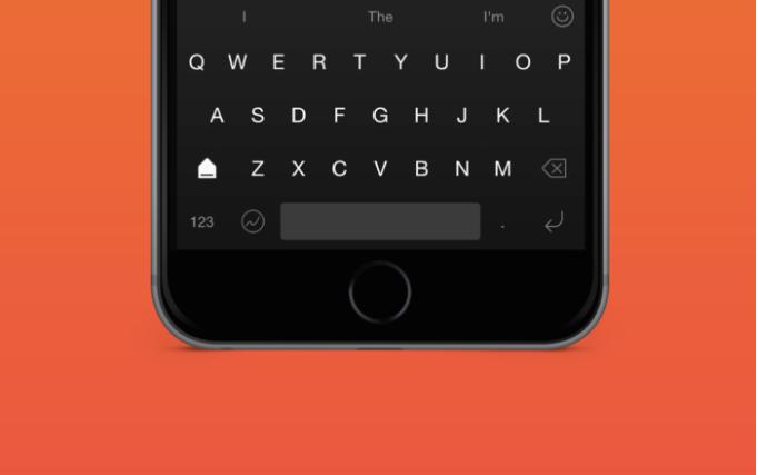 Идеальная клавиатура для iPhone - она существует!