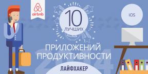 Лучшие приложения продуктивности для iOS за 2014 год по версии Лайфхакера