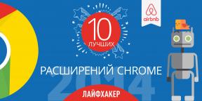 Лучшие расширения для Chrome 2014 года по версии Лайфхакера