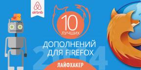 Лучшие дополнения для Firefox 2014 года по версии Лайфхакера