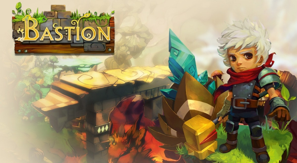 Bastion для iOS —одна из лучших RPG с превосходным саундтреком