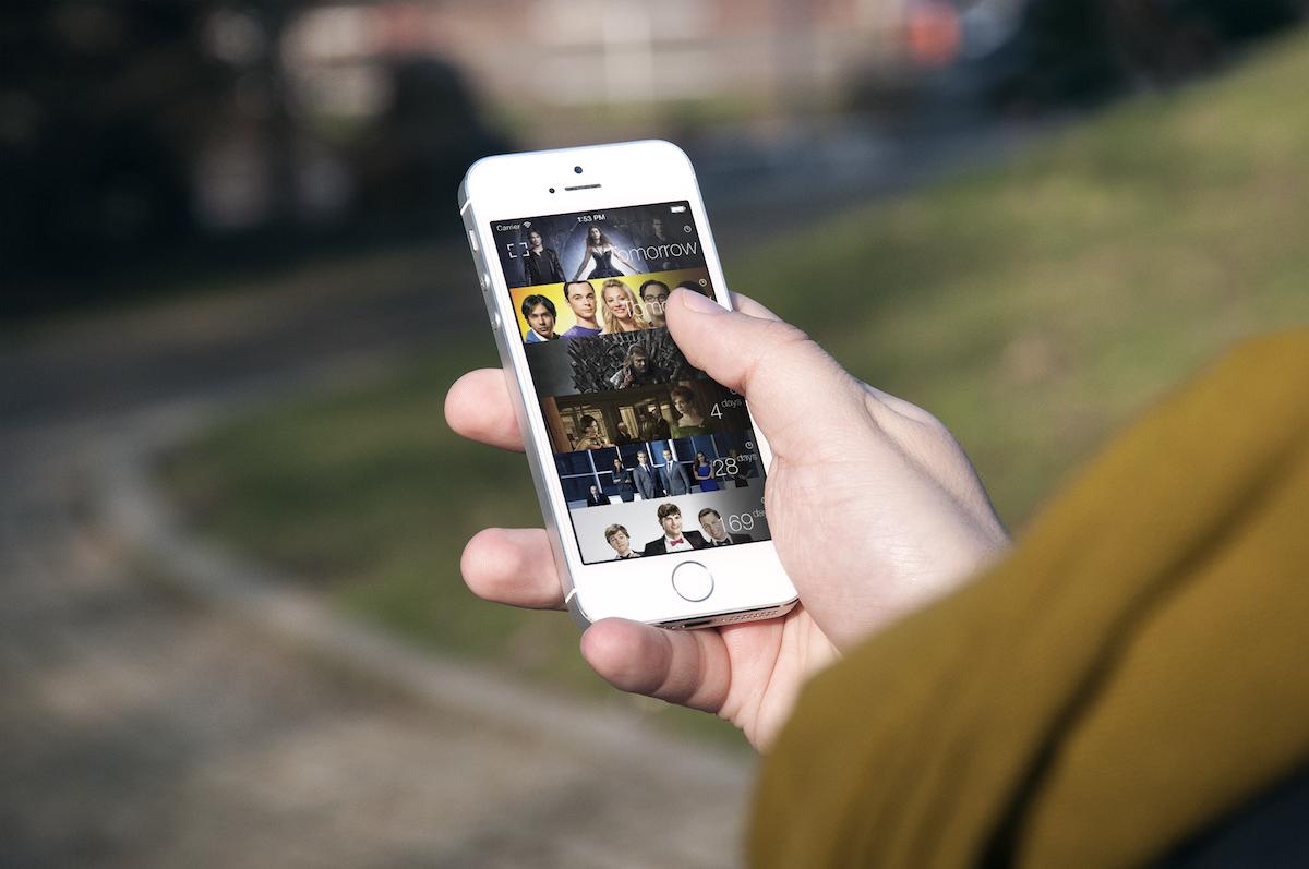 Teevee для iOS —напомнит о выходе новых серий любимых сериалов