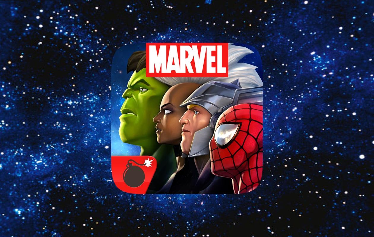 Битва Чемпионов от Marvel для iOS. Все новое - хорошо забытое старое?