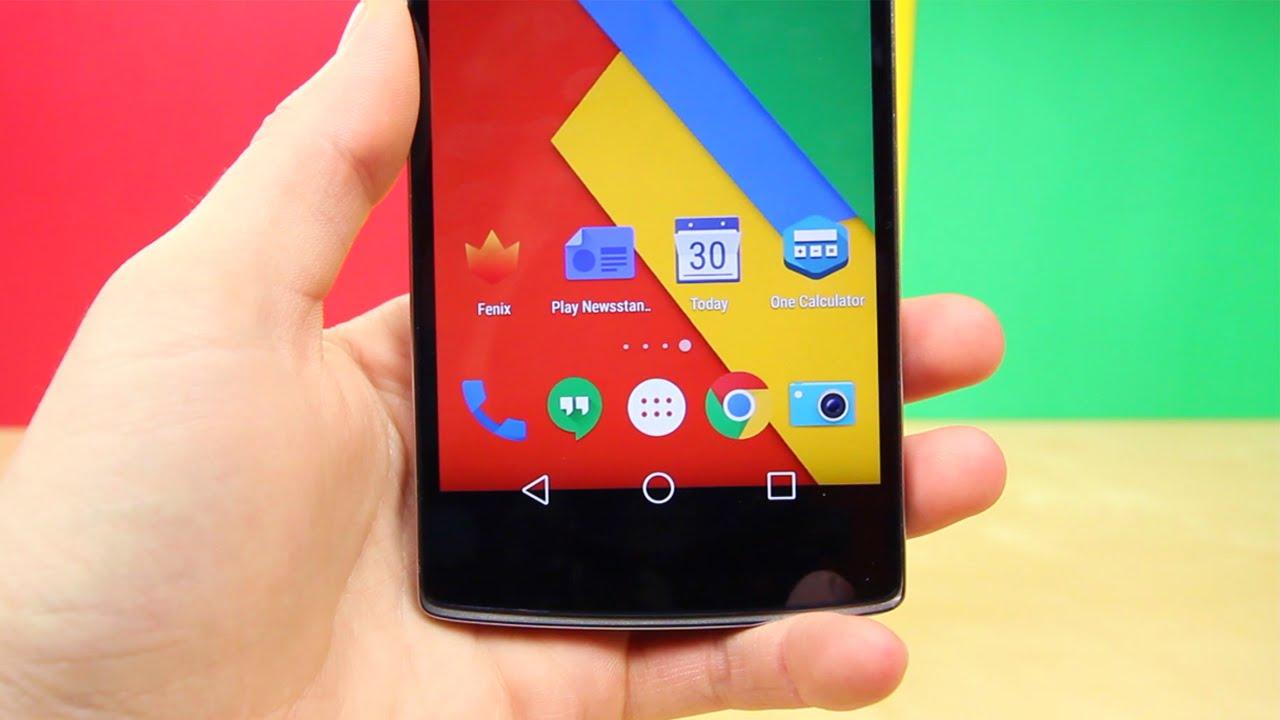 Всё, что нужно знать о многозадачности в Android 5