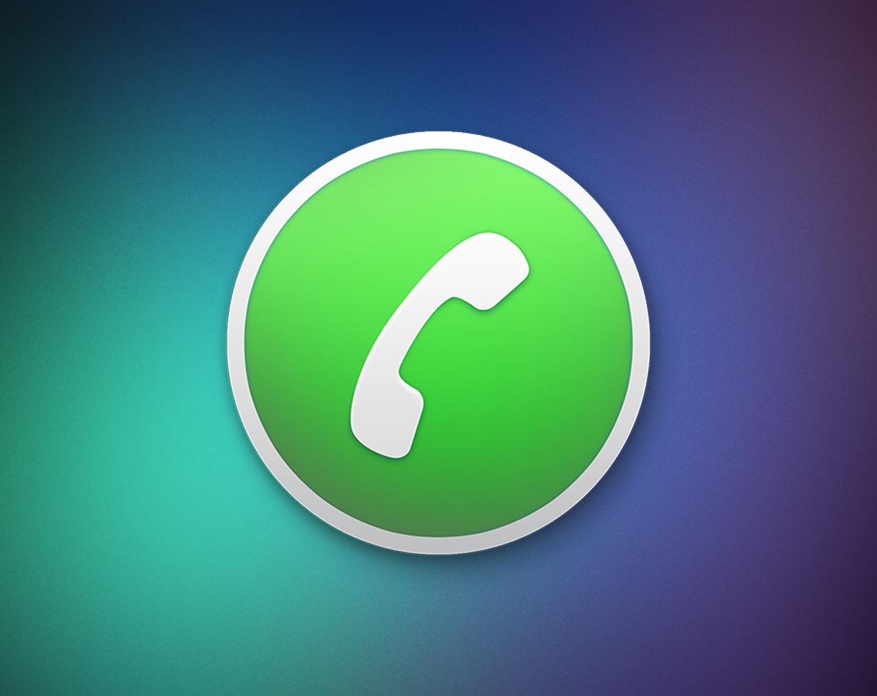 DockPhone позволяет звонить прямо с Mac