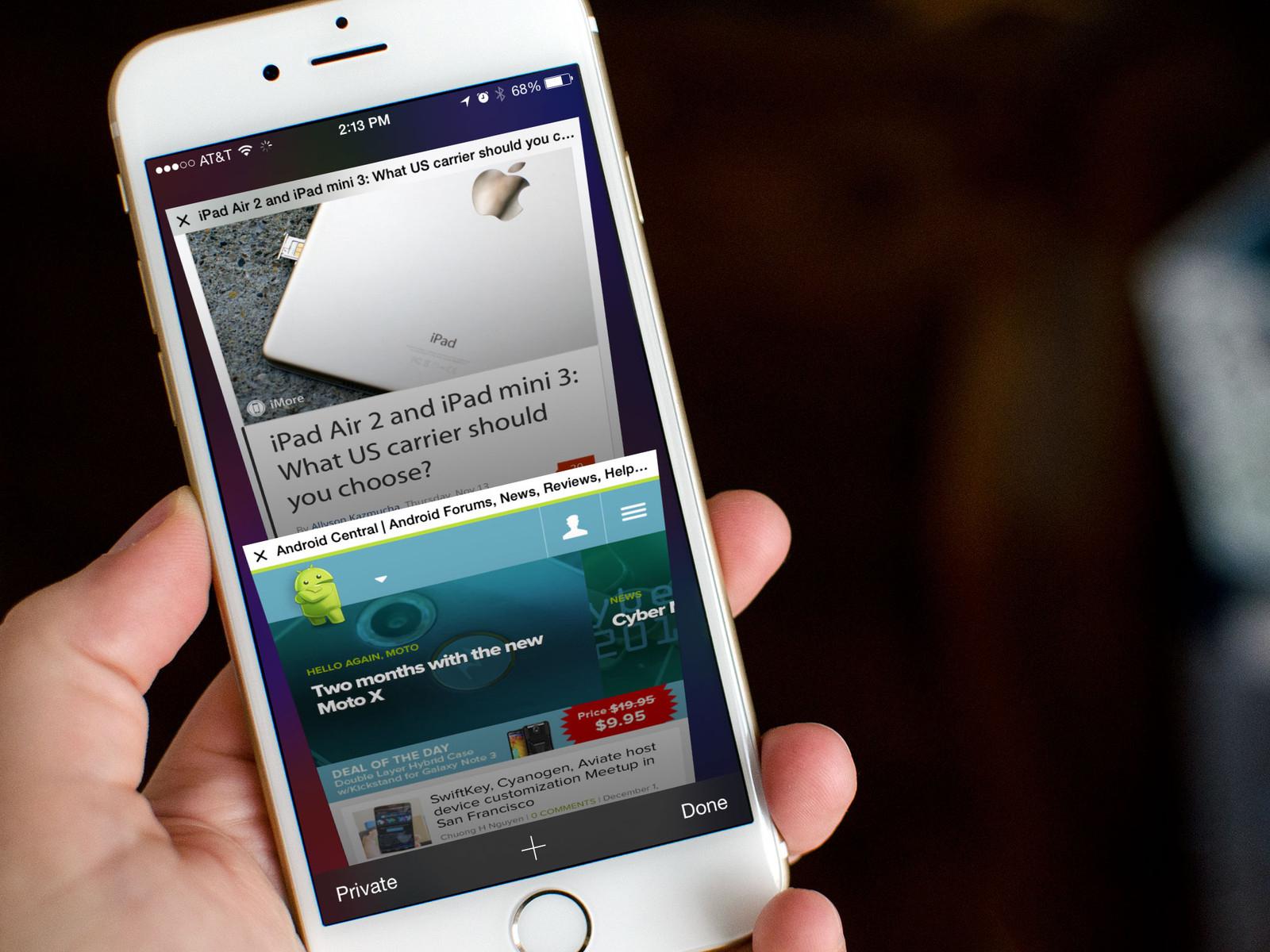 Как ускорить Safari на iOS