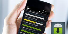 Loader Droid — лучшее решение для закачки файлов на Android