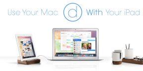 Работайте в OS X на своём iPad вместе с приложением Duet