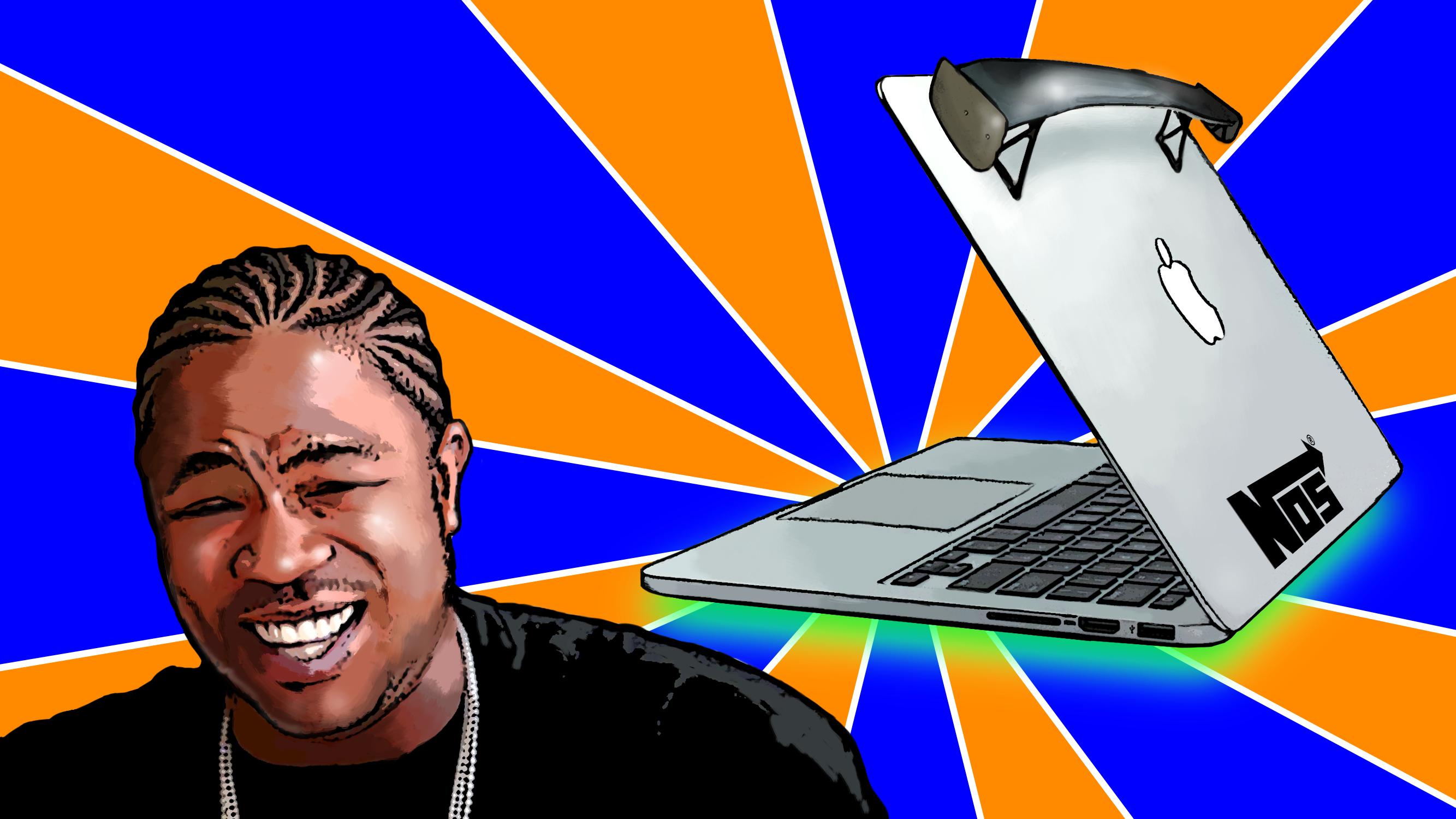 Transcend, прокачай мой MacBook: меняем старый SSD на сверхбыстрый 960 ГБ JetDrive (конкурс завершён)