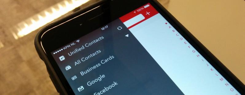 FullContact для iOS наведет порядок в ваших контактах раз и навсегда