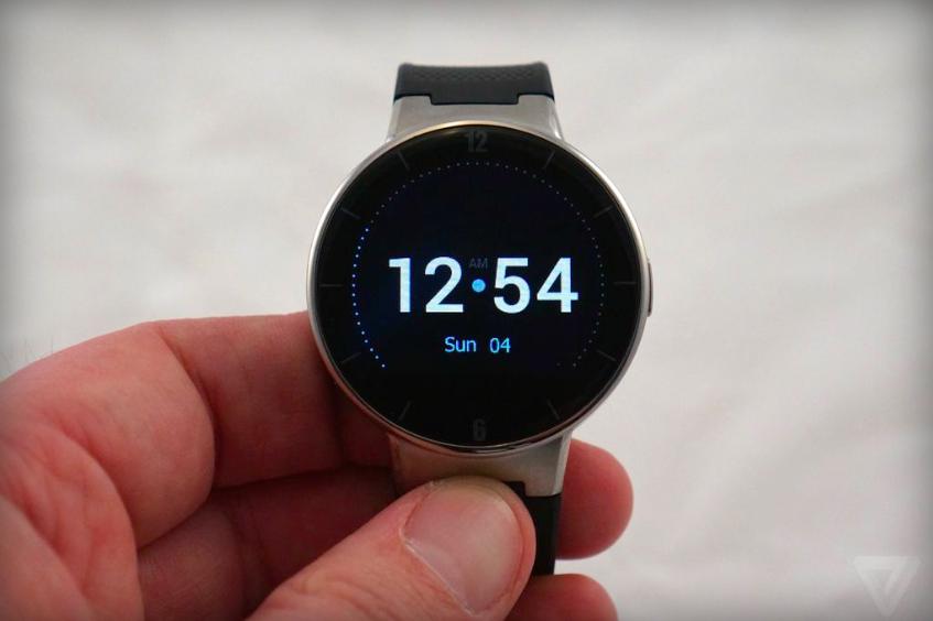 Alcatel OneTouch Watch: Красивые и недорогие умные часы, поддерживающие iPhone