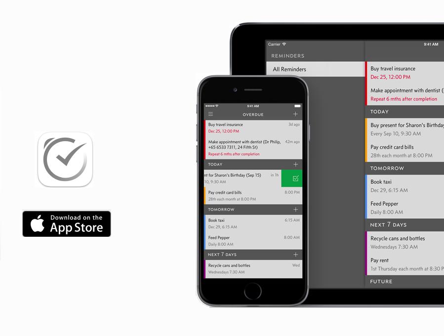 Due 2.0 для iOS —отличное обновление популярного менеджера задач