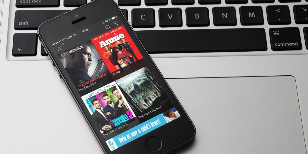 Moviebox позволяет смотреть торренты онлайн на iPhone или iPad