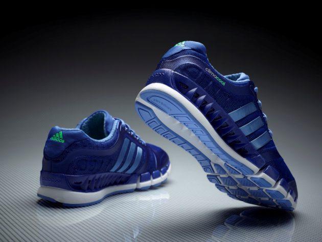 Кроссовки с технологией Climacool
