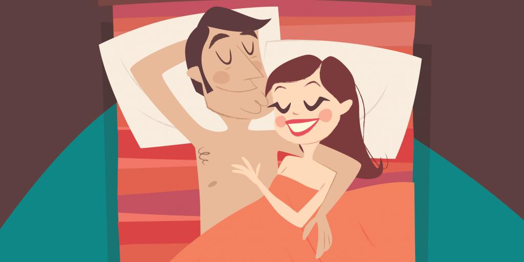 Как помочь девушке раскрепоститься в сексе
