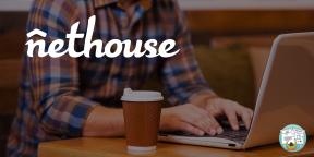 Как сделать сайт? Nethouse!