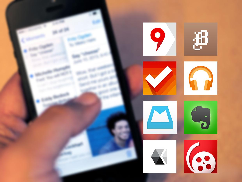 8 стандартных приложений iPhone, которые я заменил аналогами из App Store