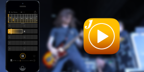 Player (iOS) —музыкальный плеер, подбирающий тональность и аккорды к вашим песням