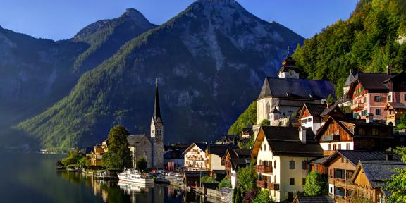 10 причин посетить страну шницелей и оперы — Австрию