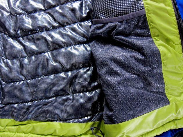 Куртка с Omni-Heat