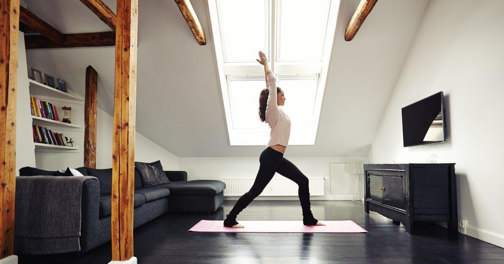 Как составить программу тренировок для дома - Движение – жизнь