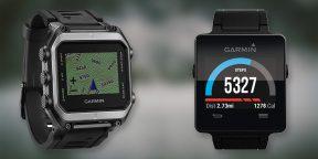 Epix и Vívoactive — ещё две технологические новинки от Garmin с выставки CES