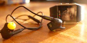 ОБЗОР: Беспроводные наушники с пульсометром Jabra Sport Pulse