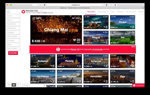 Работай из любой точки мира: 5 сервисов для путешествующего фрилансера
