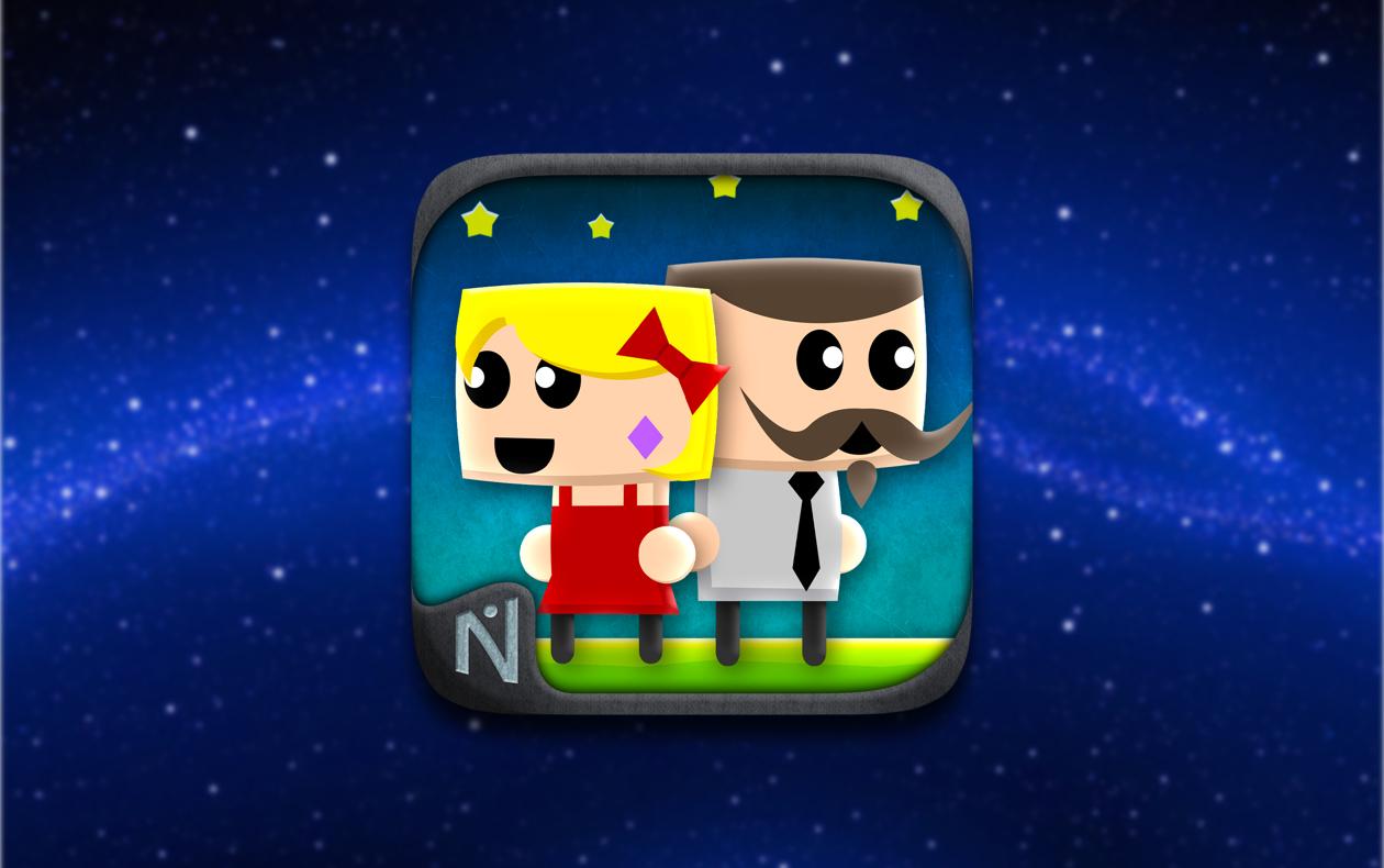 Staying together - лучшая романтическая головоломка на весь App Store